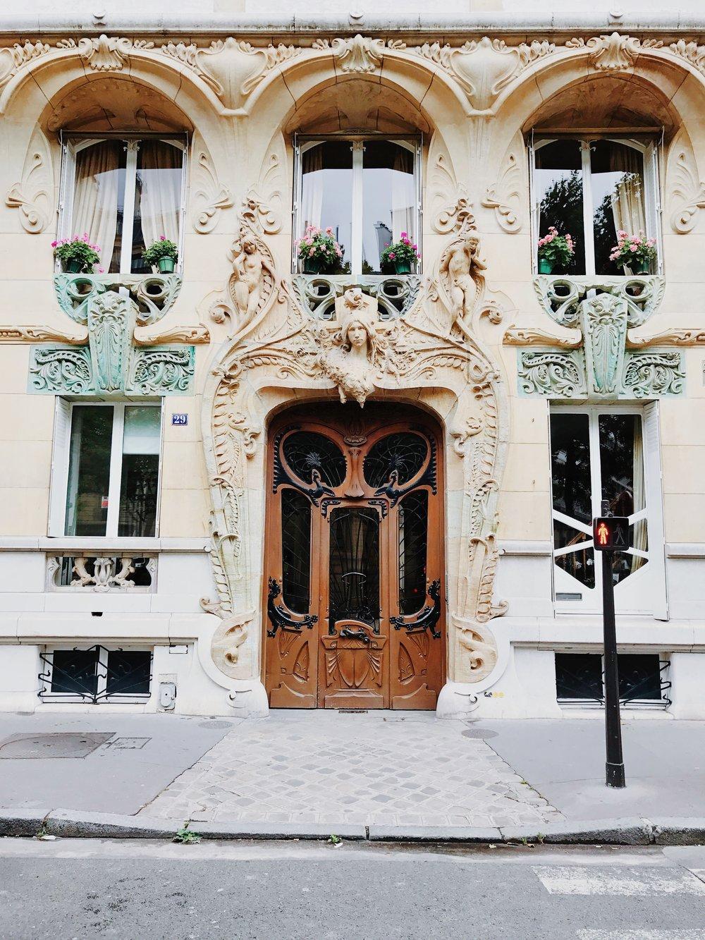 An Art Nouveau Treasure