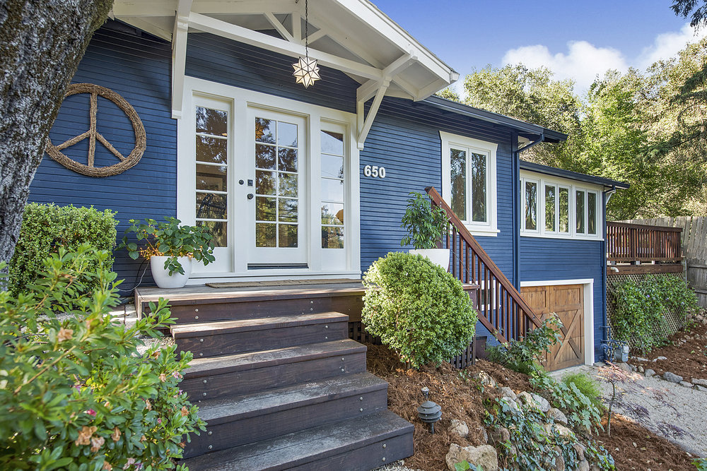 1,080 sq ft | CHARM | PRIVATE    650 Sunnyside Road, St. Helena    $799,000 - IN CONTRACT    VIEW DETAILS