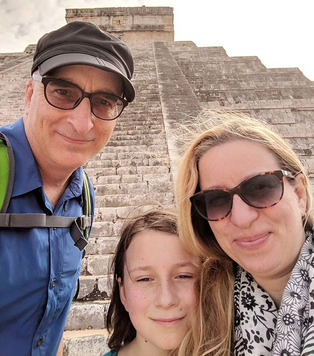 Exploring ancient wonders and thought-worlds during the mysterious season of winter solstice.  #chichenitza #mayan #pyramid