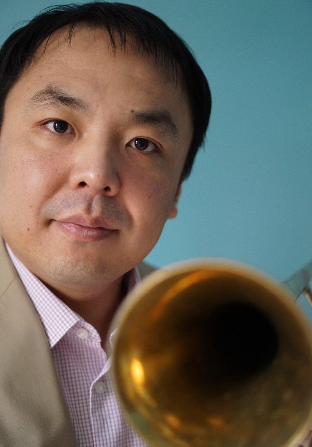 Motoaki Kashino - trombone, principal.JPG
