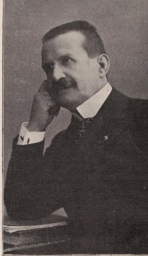 Antonio Baldelli in Paris, 1905
