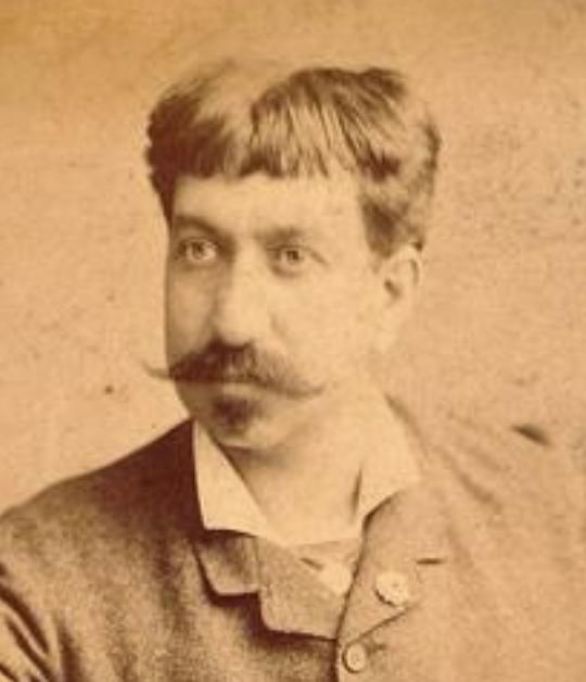 Ferruccio Giannini, undated photograph