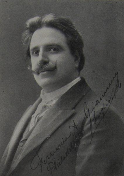 Ferruccio Giannini in 1906