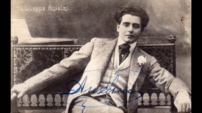 Giuseppe Anselmi, undated photo