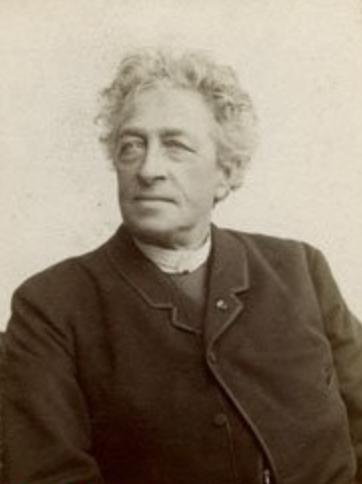 Schram portrait photo