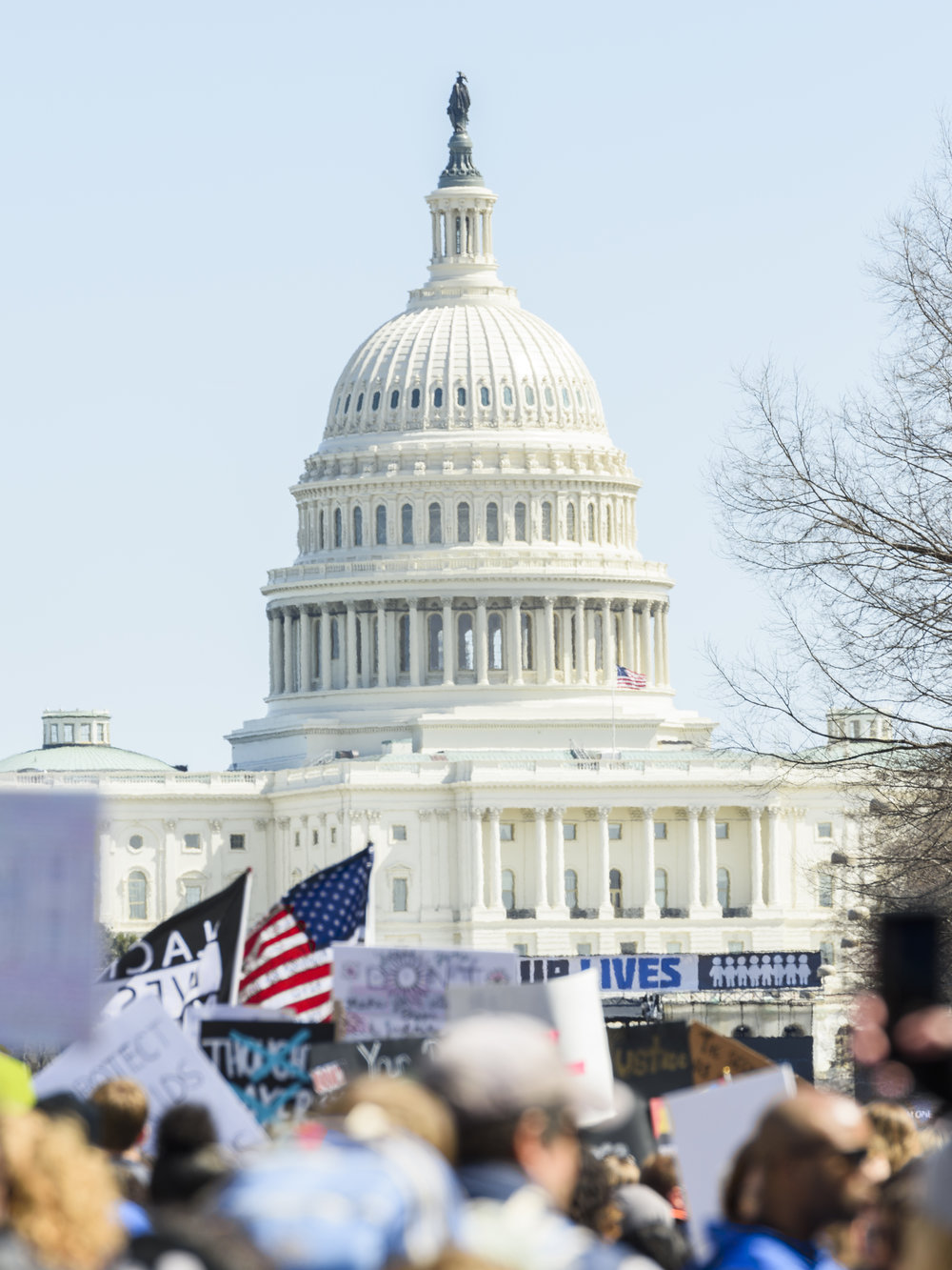 The March For Our Lives - D.C. - March 24th, 2018