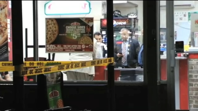 Pizza Deliveryman Fatally Shot in Head Outside Harlem Papa John's