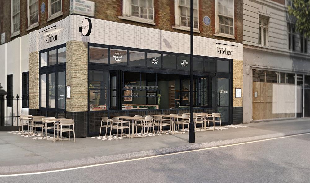 BEST OF BRITISH_ - Roast, Great Portland Street coming soon...