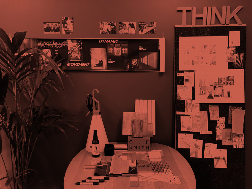 THINK_ - It all starts with an idea. We aim to get inside the head of the client from day one to understand their goals and aspirations. We do this through workshops, research and a whole lot of thinking.