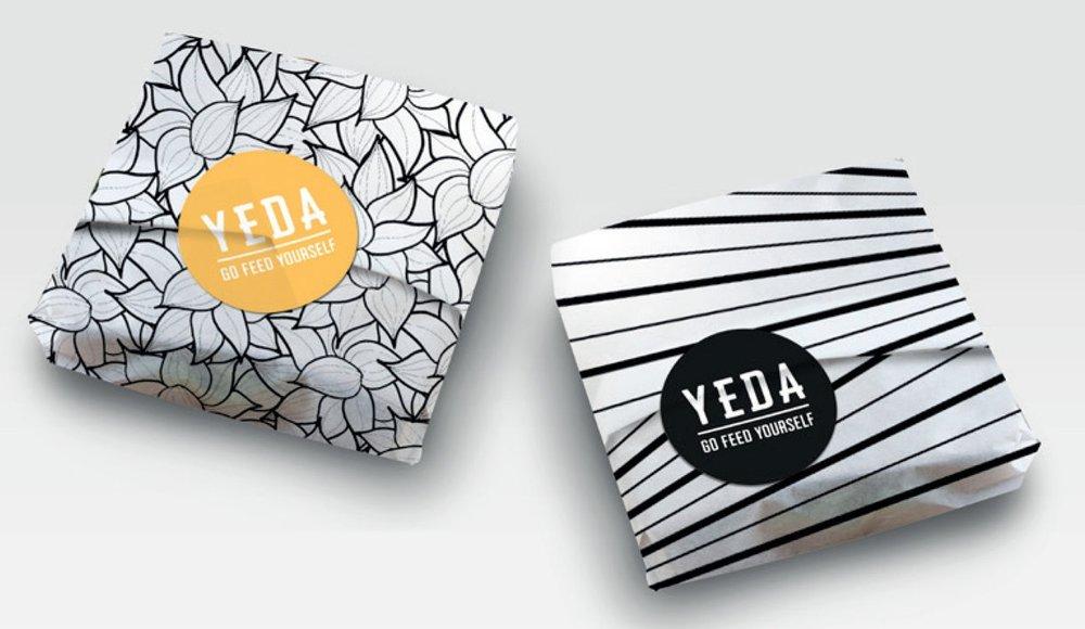 GO FEED YOURSELF_ - Yeda Branding