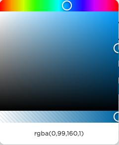 secondary blue
