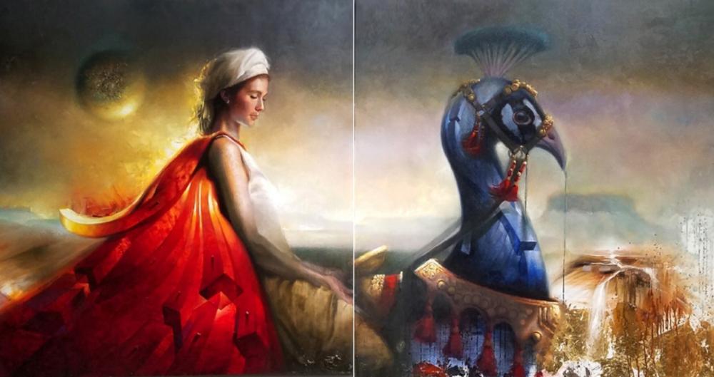 """""""Caperucita"""" by Yehoshua Villarreal"""