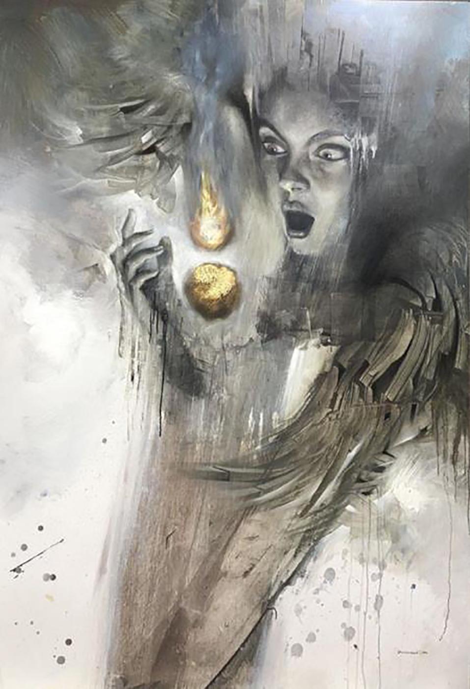"""""""ELEMENTOS'by Yehoshua Villarreal """"Fuego"""""""
