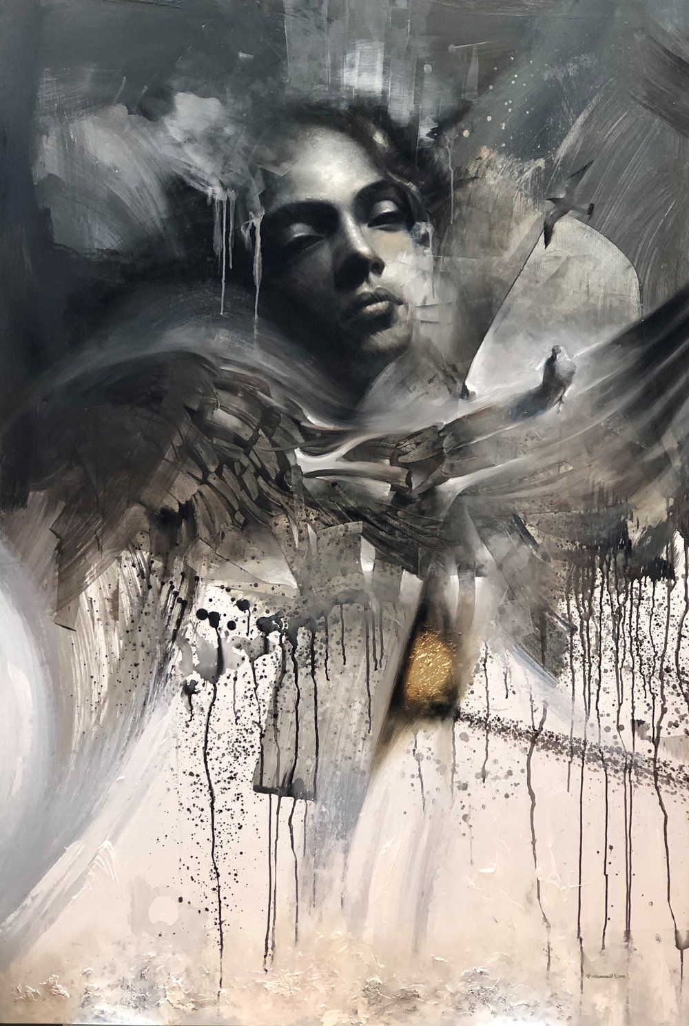 """""""ELEMENTOS"""" by Yehoshua Villarreal """"Aire"""""""