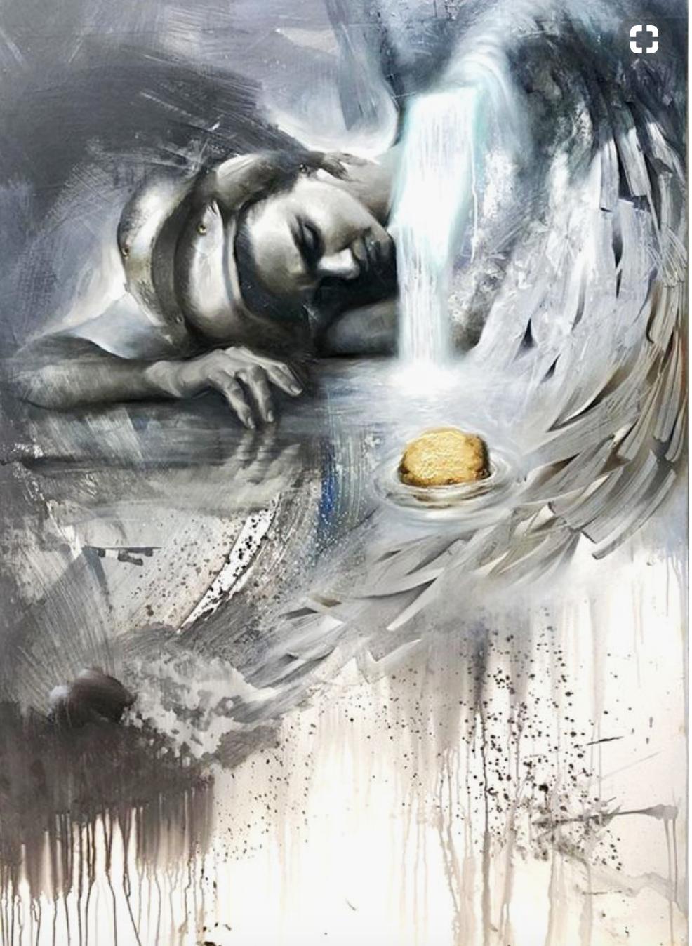 """ELEMENTOS"" by Yehoshua Villarreal ""Agua"""