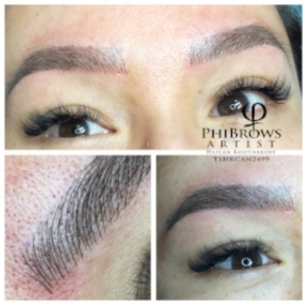 Microblading bes brows yyc