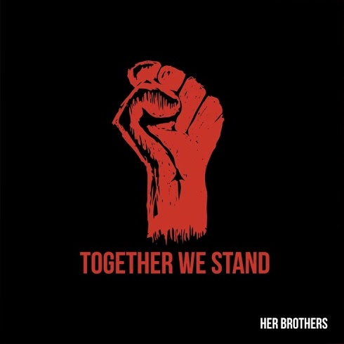 TOGETHER WE STAND  - Together We Stand - Single