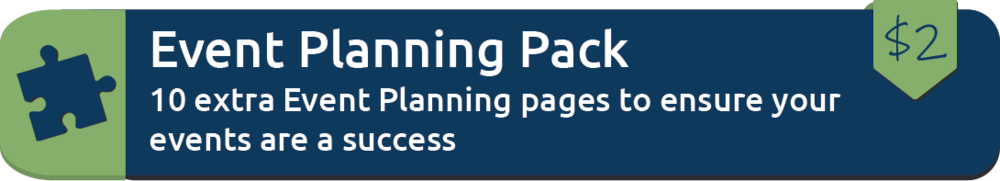 Event Planning Pack