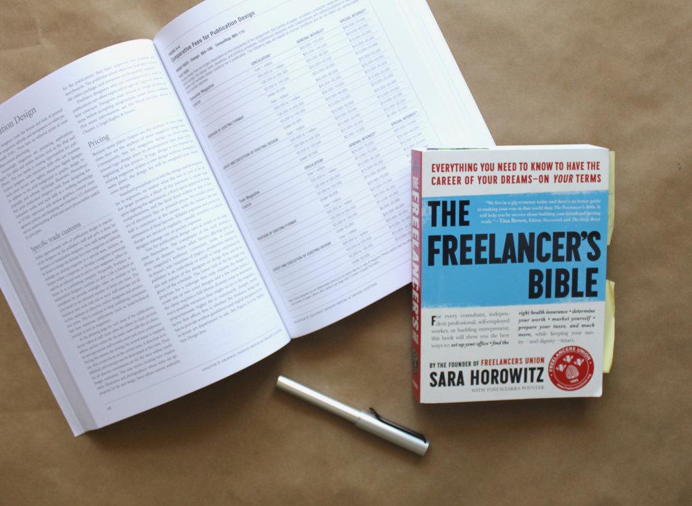 The Freelancers Bible Sarah Horowitz Creative Meow