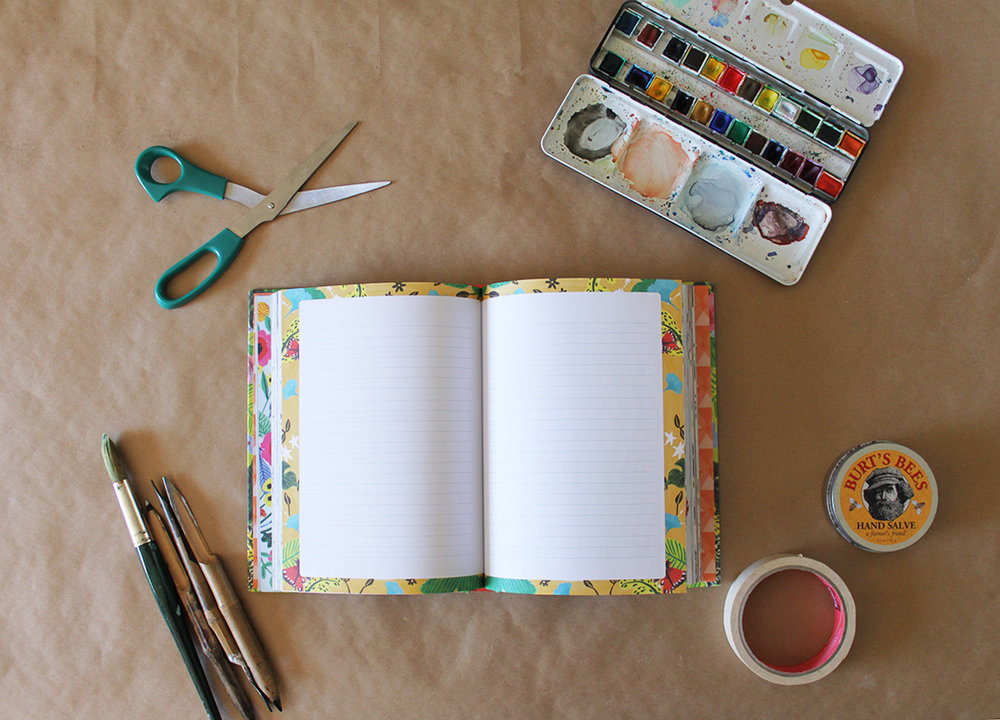 Enough space for journaling