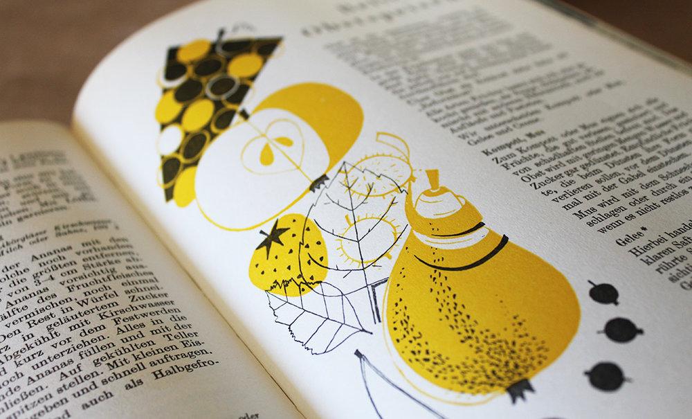 beautiful vintage illustrations