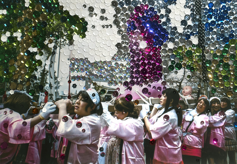 Honen Matsuri Festival, Komaki, Japan/Memphis, Tennessee