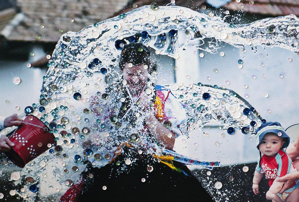 Watering of the Girls, Holloko, Hungary