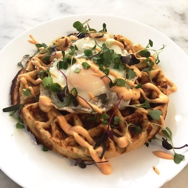 Yucca Waffle