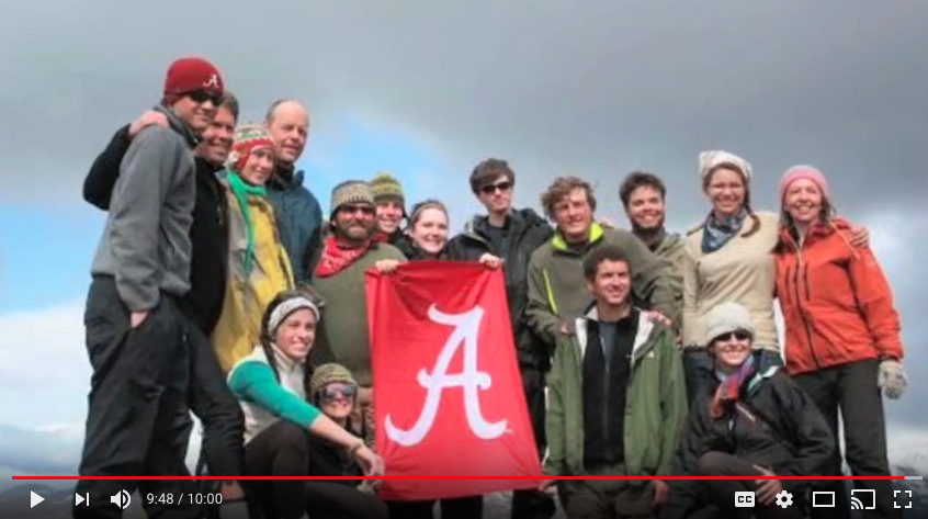 Alabama in Iceland - documentary, 2009  Alabama in Iceland is a short film Emily created while studying at Solheimar Ecovillage under a program organized by The Center for Ecological Living and Learning (CELL).