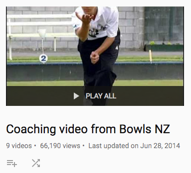 Video Lawn Bowling Tips from Bowls NZ - Learn More...