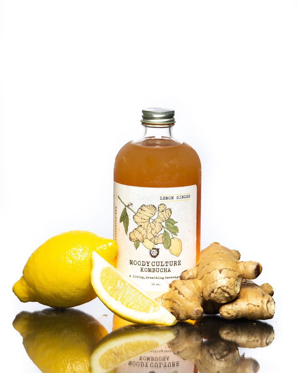 LEMON GINGER -
