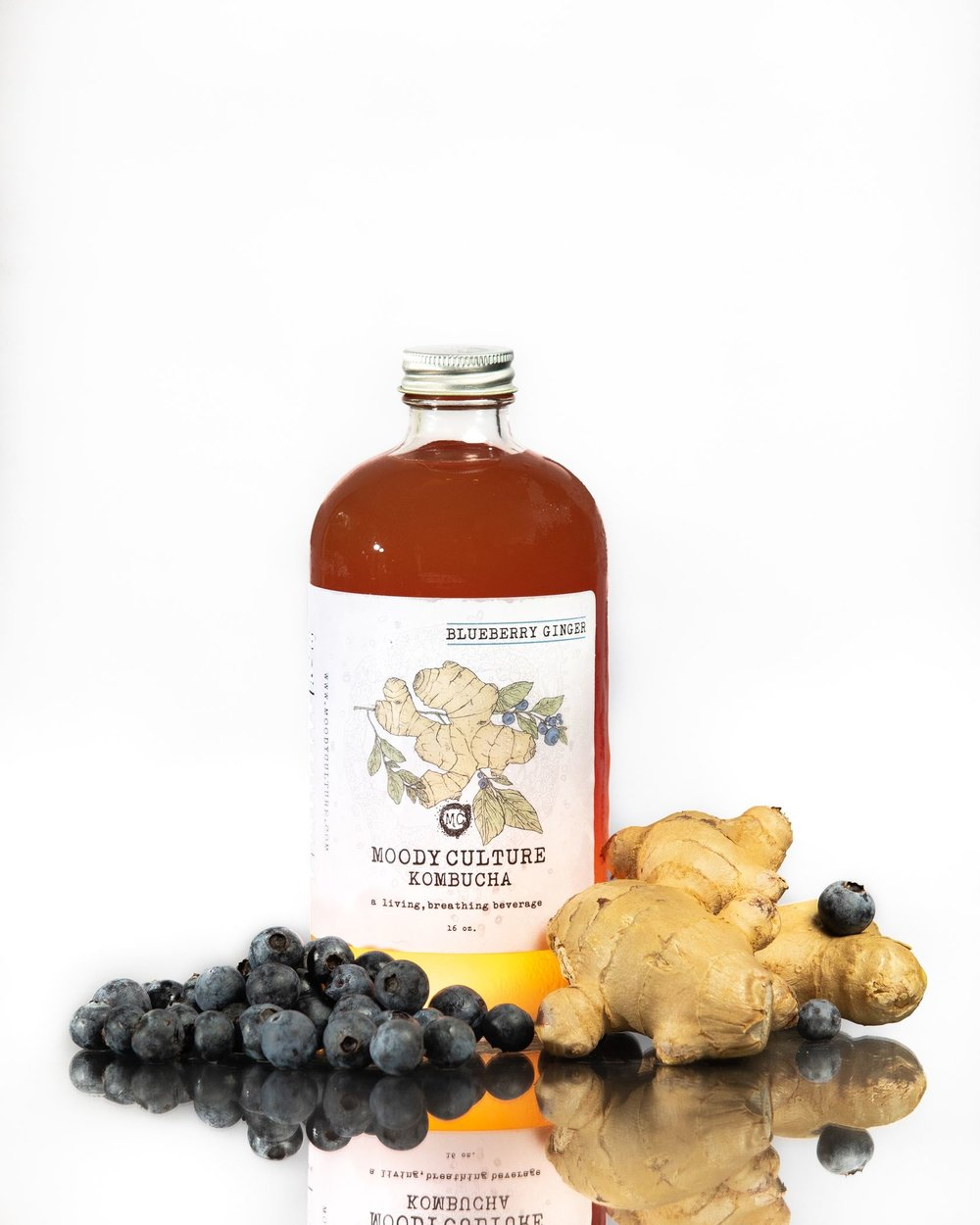 BLUEBERRY GINGER -
