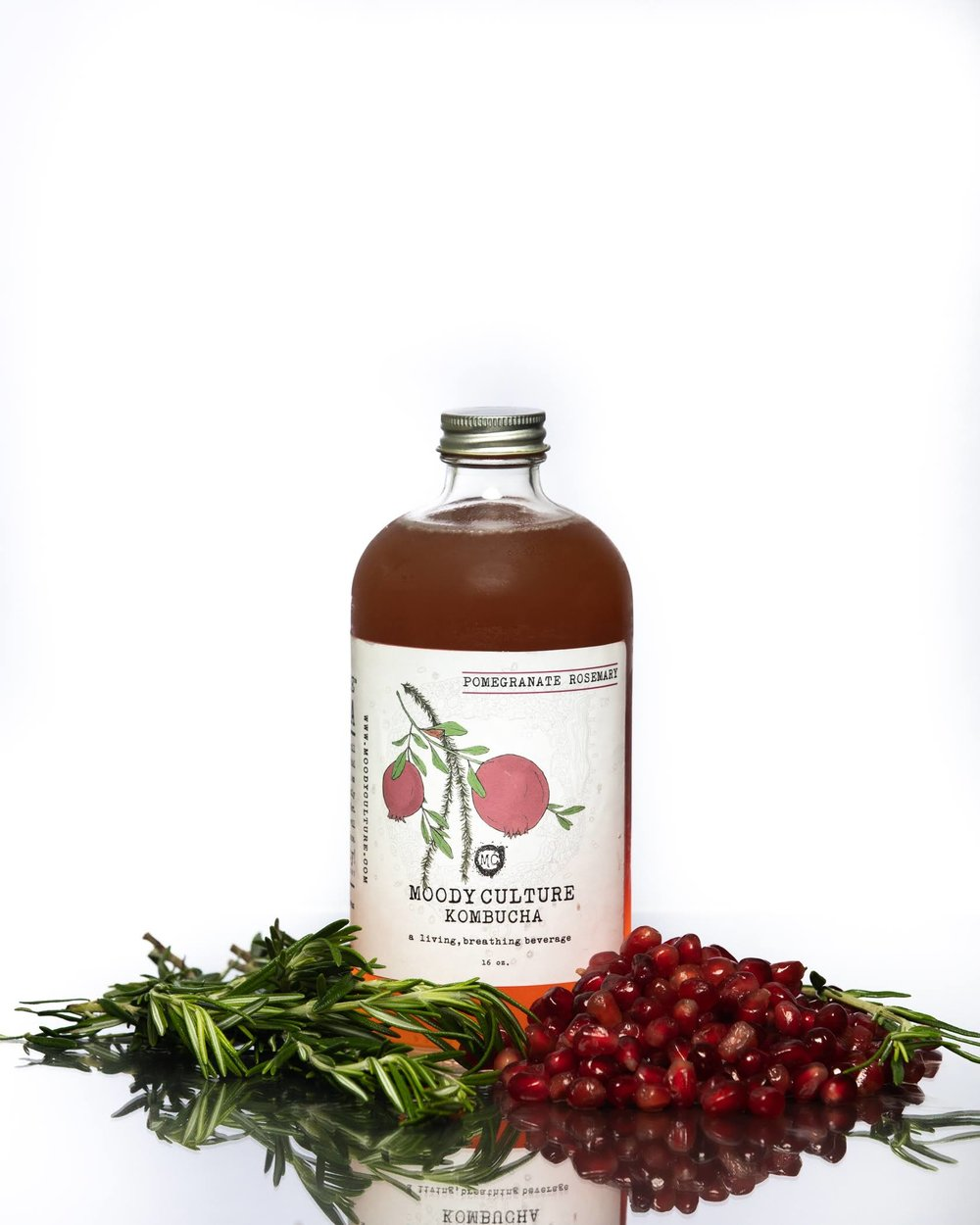 POMEGRANATE ROSEMARY -