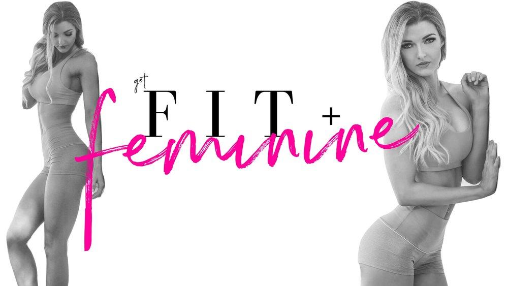 FIT+feminine with Kayla