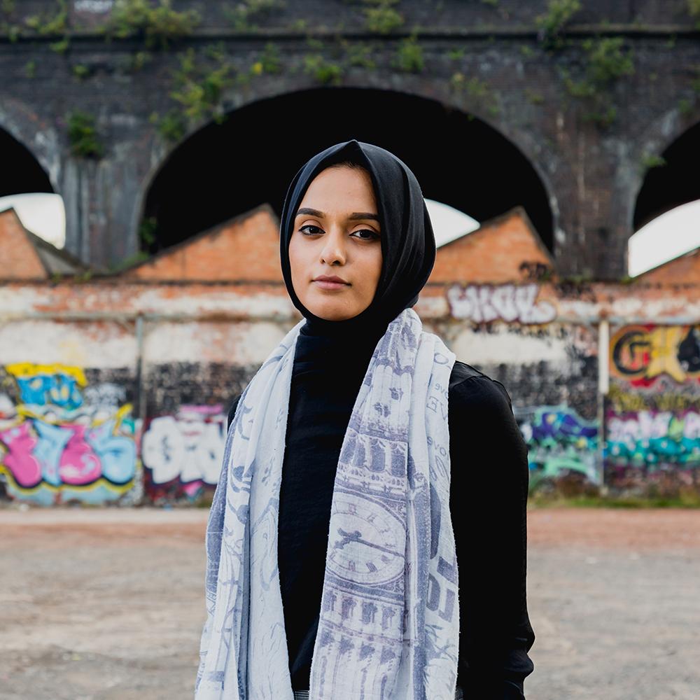 farhanah hussain - Project Admin Lead
