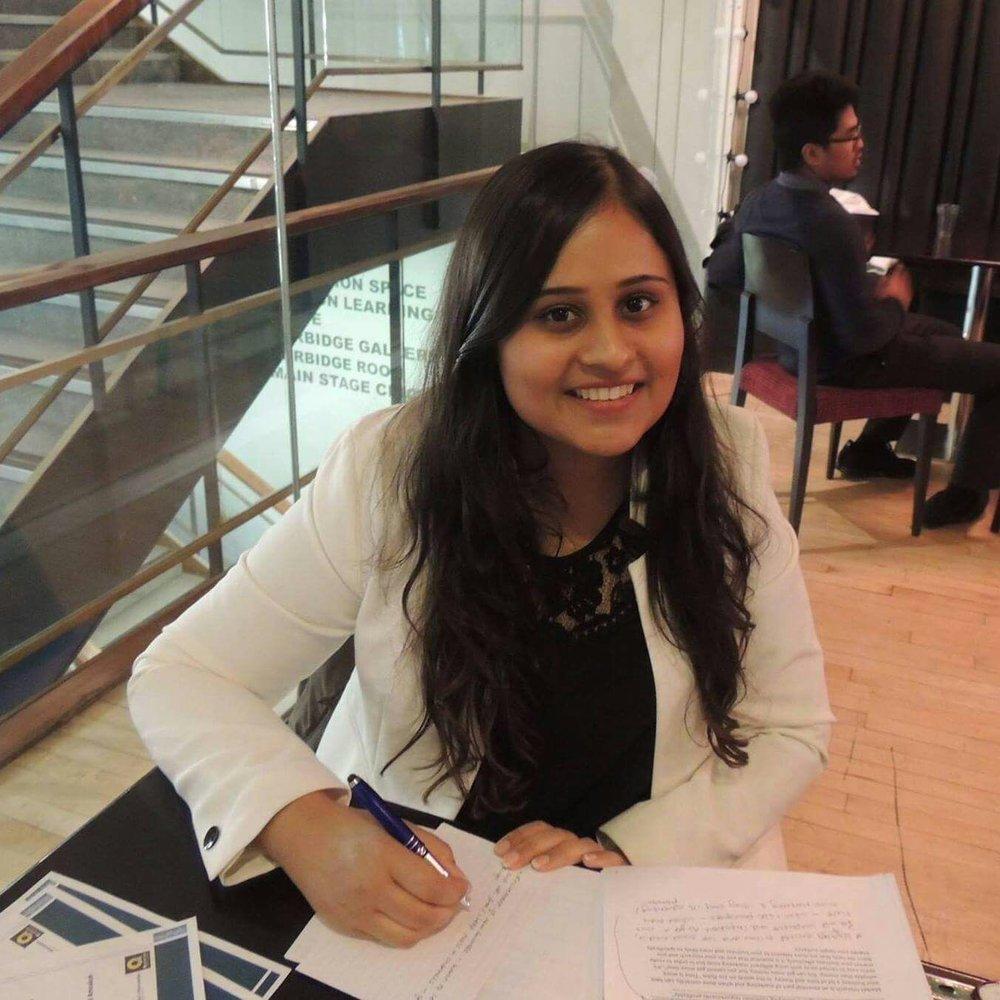 Priya Gondalia - Speaker Content