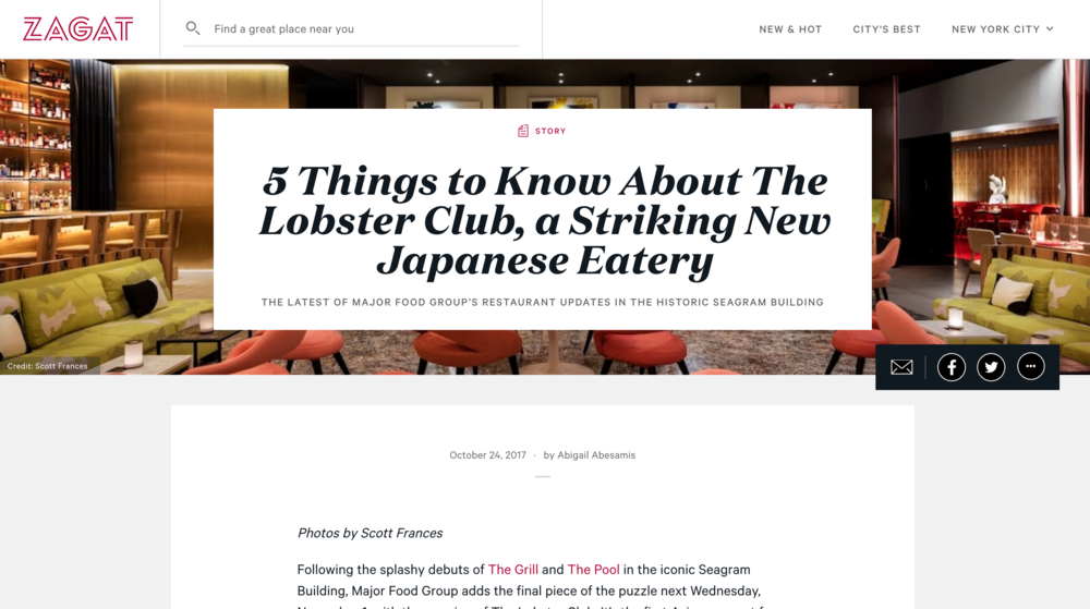 Lobster Club screenshot Zagat.png