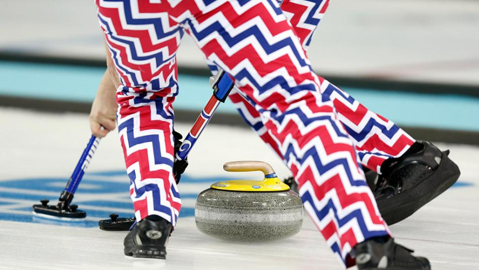 WEEKLY CURLING LEAGUES -