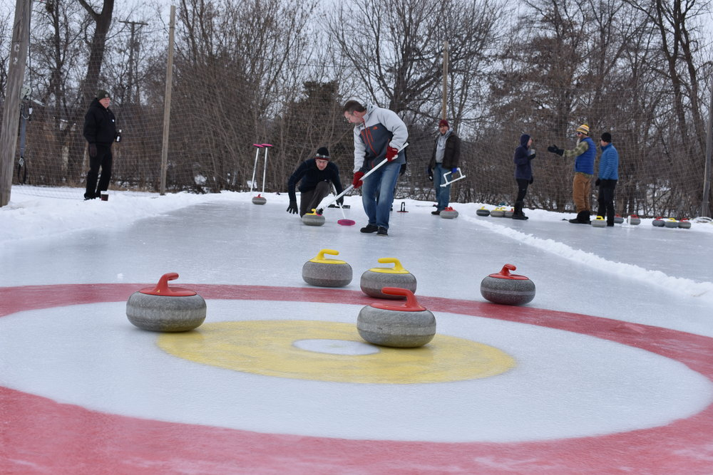 Pop-Up Outdoor Curling - Stay posted on our Facebook page for pop-up outdoor curling events this winter. Given the weather and outdoor ice prep, the Club can only plan for these events five to seven days ahead of time.
