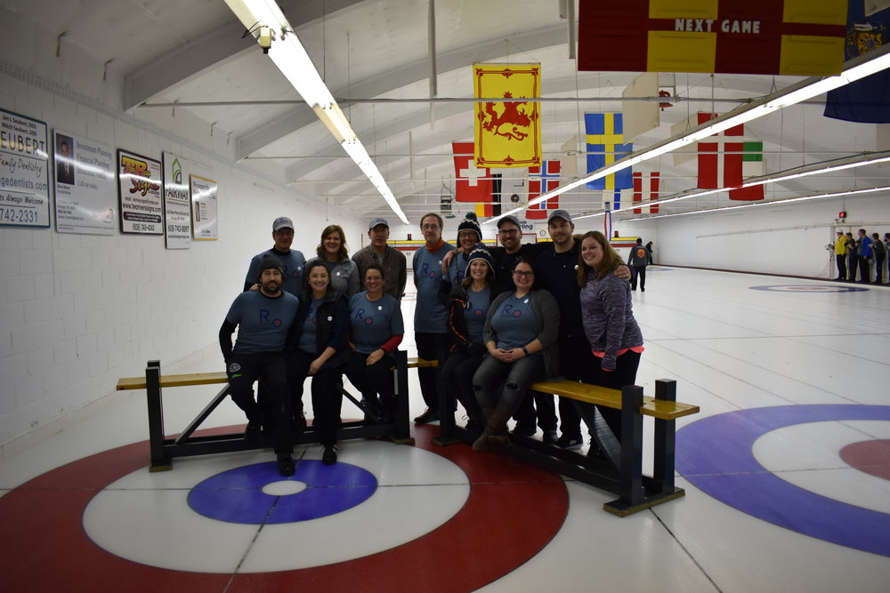 Curling Friendly Competitions - A friendly is a competition between two or more curling clubs. The Curling Club of Rochester has an annual December friendly against the Cedar Rapids Curling Club at the Portage Curling Club in Wisconsin. There is also an annual spring friendly at the Dakota Curling Club in Lakeville, Minnesota. Curling Friendly Competitions are members-only and are a great opportunity to play on dedicated curling ice and to broomstack with fellow curlers.