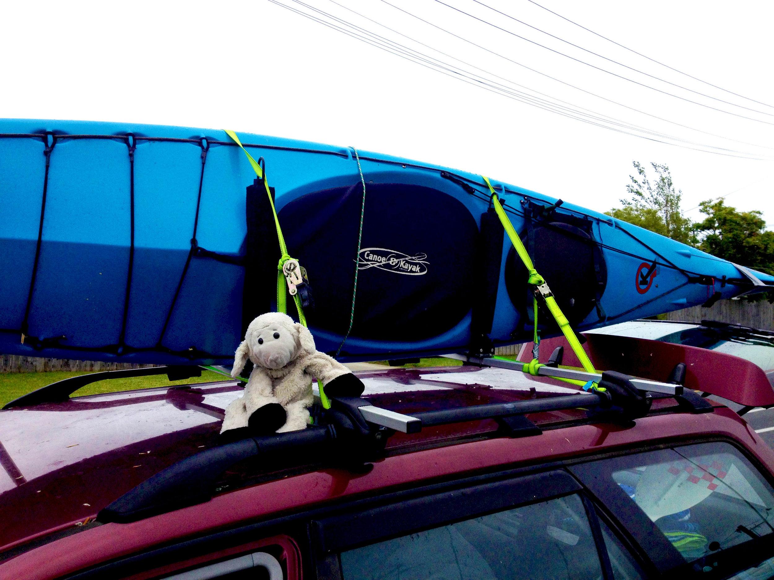 kayakdeparture