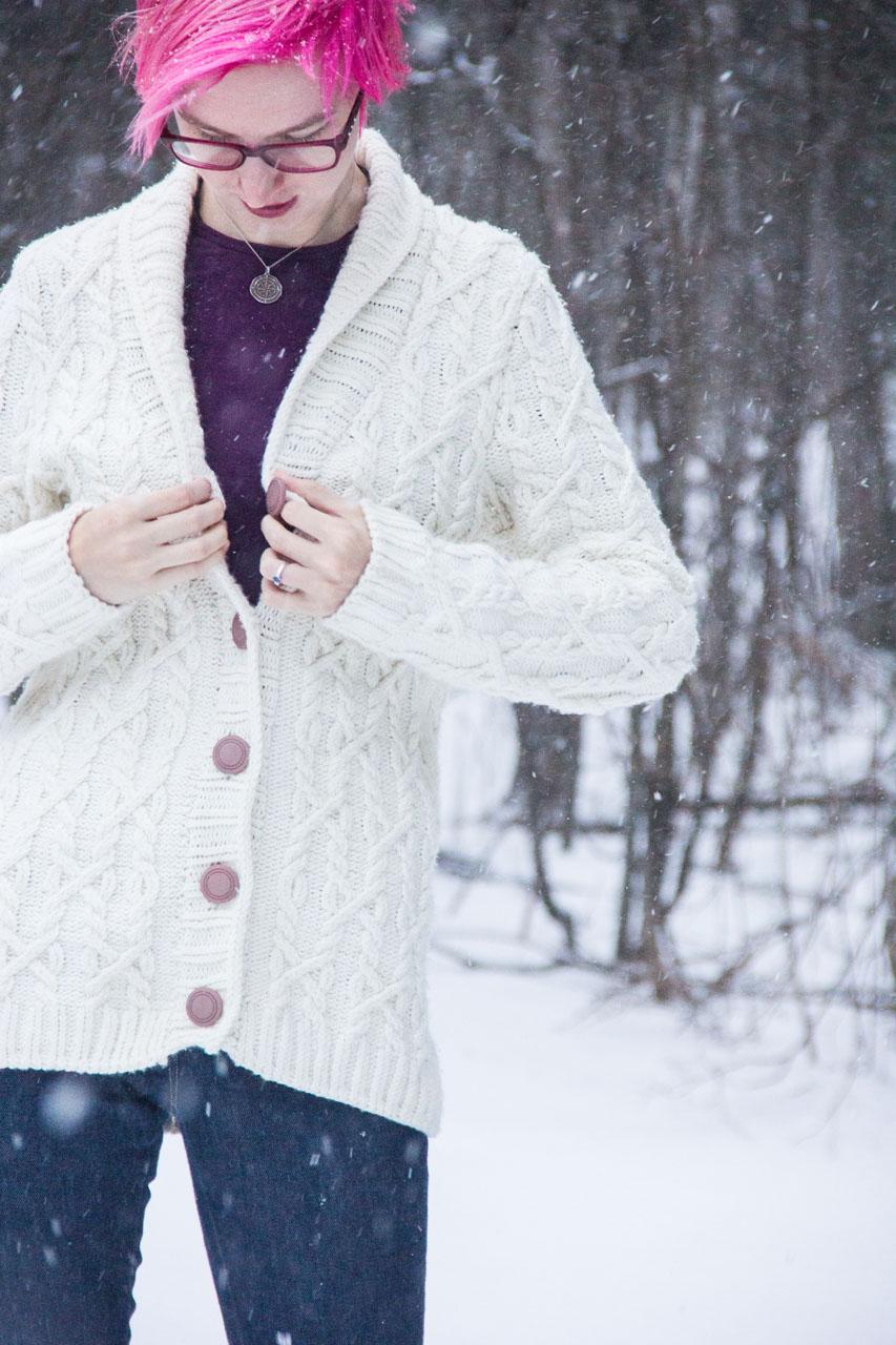 snoqualmie sweater