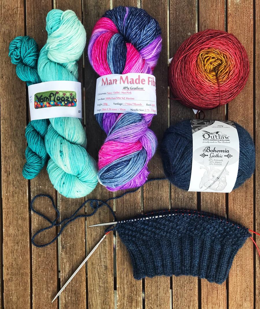 woolfest auckland yarn