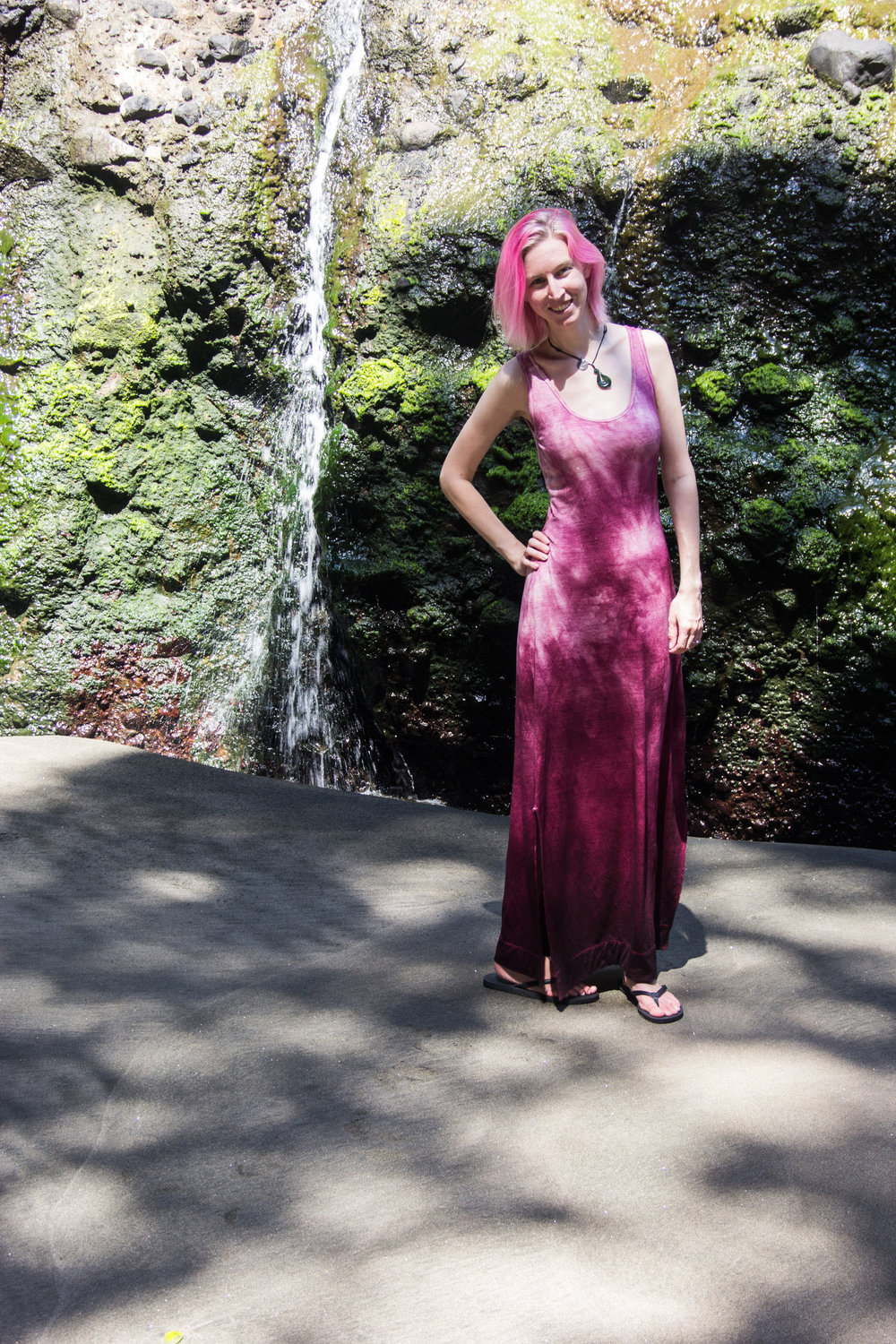 diy summer maxi dress