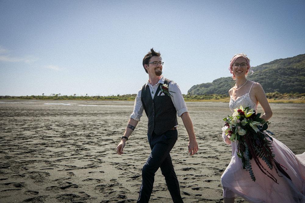 new zealand wedding photoshoot