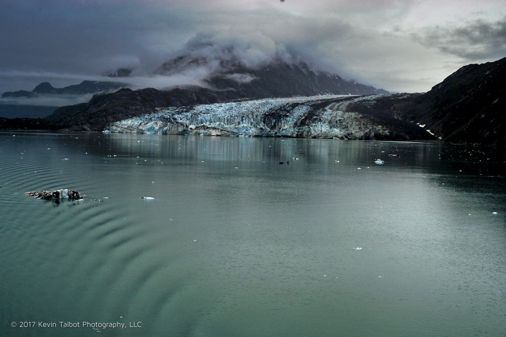 Glacier Bay ripples