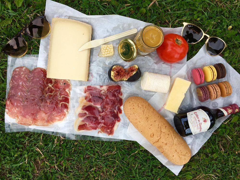 Montreal picnic