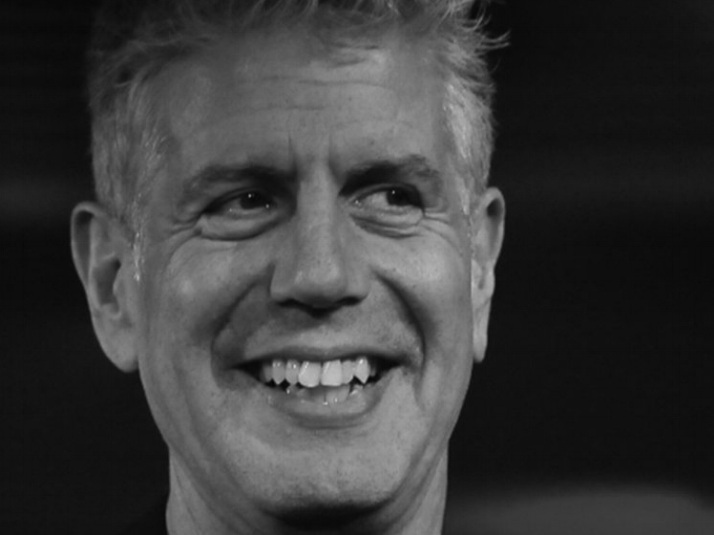 Food Writer Friday - A dear john letter to my first foodie love, Anthony Bourdain. See more at cook n scribble.