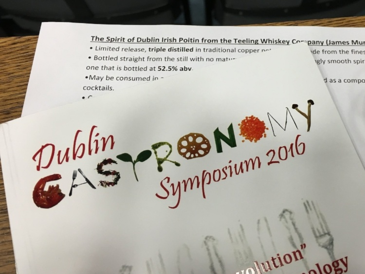 Dublin Gastronomy Symposium - An exploration of alternative food movements in modern day America. See more from the Dublin Institute of Technology.