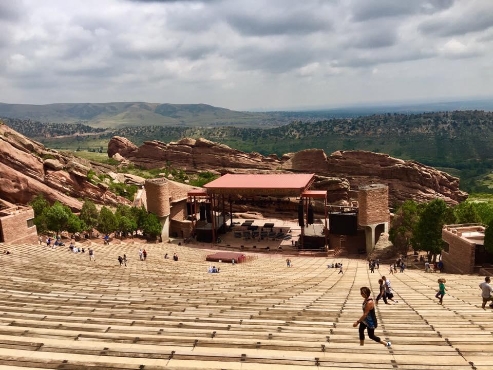 Red Rock Amphitheatre